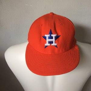 Houston Astros Official on-field cap